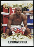 2010 Ringside Boxing Round One Gold #71 Floyd Mayweather Jr.