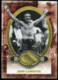 2010 Ringside Boxing Round One Gold #89 Jake LaMotta