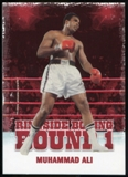 2010 Ringside Boxing Round One Gold #91 Muhammad Ali