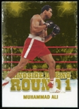 2010 Ringside Boxing Round One Gold #92 Muhammad Ali
