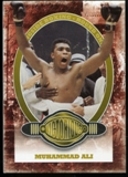 2010 Ringside Boxing Round One Gold #99 Muhammad Ali
