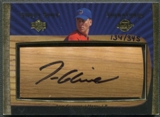 2003 Sweet Spot #TG Tom Glavine Signatures Barrel Bat Auto #134/345