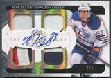 2011/12 The Cup #CFNH Ryan Nugent-Hopkins Foundations Rookie Patch Auto #3/5