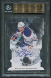 2011/12 Artifacts #REDA1 Ryan Nugent-Hopkins Rookie Redemption Auto #93/99 BGS 9.5