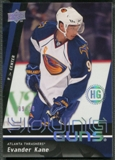 2009/10 Upper Deck #205 Evander Kane Rookie Young Guns High Gloss #09/10