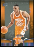 2014-15 Upper Deck Lettermen Silver #1 Allan Houston Serial # 05/15