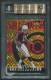 2004 Finest #100 Larry Fitzgerald Uncirculated Gold Xfractor Rookie #080/150 BGS 9.5 (GEM MINT) *0186