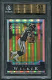 2004 Bowman Chrome #179 Wes Welker Rookie Refractor #093/500 BGS 9.5 (GEM MINT) *1875