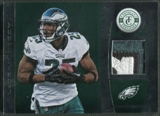 2013 Totally Certified #25 LeSean McCoy Green Materials Patch #4/5