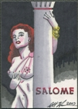 2007 The Vintage Poster Collection Salome Sketch #1/1