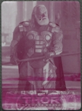 2013 Thor The Dark World #48 Odin Enters His Chambers Printing Plate Magenta #1/1