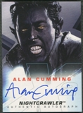 2003 X2 X-Men United #NNO Alan Cumming as Nightcrawler Auto