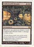 Magic the Gathering 9th Edition Single Underworld Dreams - SLIGHT PLAY (SP)