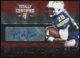 2014 Totally Certified Rookie Penmanship Red #RPMG Marion Grice