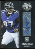 2014 Totally Certified Rookie Signatures #108 Timmy Jernigan