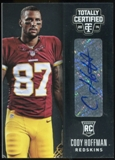 2014 Totally Certified Rookie Signatures #158 Cody Hoffman