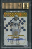2003 Finest #139 Jason Witten Gold Xfractors Rookie Auto #17/50 BGS 9.5 (GEM MINT) *7566