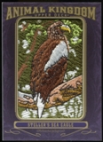 2012 Upper Deck Goodwin Champions Animal Kingdom Patches #AK160 Stellar's Sea Eagle V