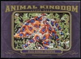2012 Upper Deck Goodwin Champions Animal Kingdom Patches #AK124 Blue-Ringed Octopus LC