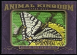 2012 Upper Deck Goodwin Champions Animal Kingdom Patch #AK135 Western Tiger Swallowtail