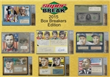 2015 Super Break Super Deluxe Box Breakers Edition Box- DACW Live 10 Spot Draft Break #1