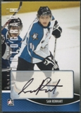 2012/13 ITG Heroes and Prospects #ASR Sam Reinhart Rookie Auto SP