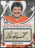 2011/12 ITG Broad Street Boys #ABP Bernie Parent Auto SP