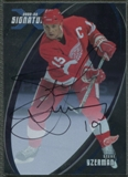 2002/03 BAP Signature Series #112 Steve Yzerman Auto SP