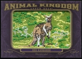2012 Upper Deck Goodwin Champions Animal Kingdom Patches #AK123 Red Kangaroo LC