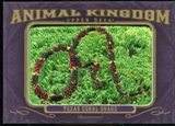 2012 Upper Deck Goodwin Champions Animal Kingdom Patches #AK130 Texas Coral Snake LC
