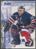 2000/01 BAP Signature Series #E39 Mike Richter Jersey Emblem Patch /10