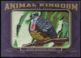 2012 Upper Deck Goodwin Champions Animal Kingdom Patches #AK151 Luzon Bleeding Heart