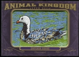 2012 Upper Deck Goodwin Champions Animal Kingdom Patches #AK152 Emperor Goose NT