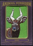 2012 Upper Deck Goodwin Champions Animal Kingdom Patches #AK156 Bongo NT