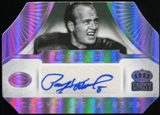 2014 Crown Royale Crown Signatures Silver Holofoil #19 Paul Hornung Serial # 27/35
