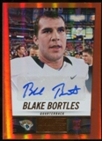 2014 Panini Hot Rookies Rookie Signatures Orange #340 Blake Bortles Serial # 2/25