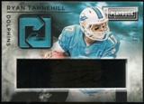 2014 Panini Playbook #64 Ryan Tannehill Jersey Autograph Serial #3/15