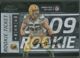 2009 Playoff Contenders #156 Clay Matthews Rookie Auto