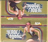 2006 ACE Heroes & Legends Tennis Hobby Box
