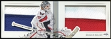 2013-14 Panini Playbook Split Decisions Jerseys Prime #SDBHY Braden Holtby 5/10