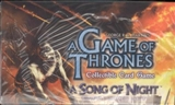 Fantasy Flight Games A Game of Thrones A Song of Night Booster Box