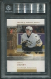 2004/05 SP Authentic #RR24 Sidney Crosby Rookie Redemptions #273/399 BGS 9 (MINT)