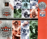 2006 Fleer Ultra Football 24-Pack Box