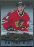 2014/15 Upper Deck Ice #165 Teuvo Teravainen Rookie #15/99