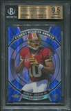 2012 Finest #FARRG Robert Griffin III Atomic Refractor Rookie BGS 9.5 (GEM MINT)