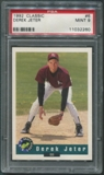 1992 Classic Draft Picks #6 Derek Jeter Rookie PSA 9 (MINT)