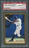 1999 Topps Traded #T65 Alfonso Soriano Rookie PSA 10 (GEM MT)