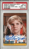 2008 Rittenhouse Autographed Pamelyn Ferdin Star Trek #A171 PSA 8 (NM-MT) *4551