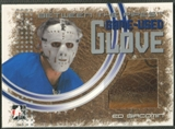 2006/07 Between The Pipes #GG06 Ed Giacomin Game-Used Glove /50