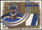 2006/07 Between The Pipes #GG05 Grant Fuhr Game-Used Glove Gold /10